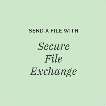 Send a file securely to Jackson Thornton